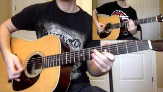 A Day To Remember - Another Song About The Weekend Acoustic Cover