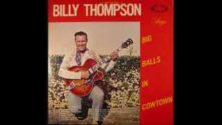 Billy Thompson -  Don't You Ever Get Tired Of Hurting Me