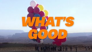 What's good? A roundup of this week's good news