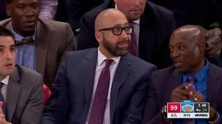 Atlanta Hawks vs New York Knicks   October 17, 2018