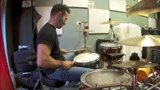 Drum Cover, Terrified- Danko Jones.