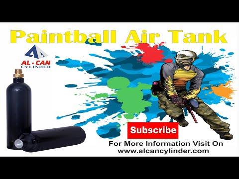 Paintball Tanks