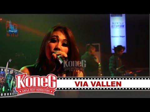 Koneg Liquid Feat Via Vallen Titanium Cover Live Concert Liquid Cafe Koneg2nd