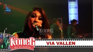 KONEG LIQUID Feat Via Vallen   Titanium  [Cover] [ LIVE CONCERT   Liquid Cafe] [KONEG]2nd