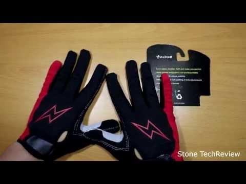 Unboxing Fahrradhandschuhe, URPOWER Fahrrad Handschuhe Vollfinger Radsport Mountainbike