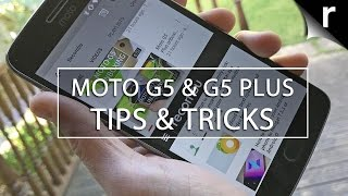 Moto G5 & G5 Plus Tips, Tricks And Best New Features