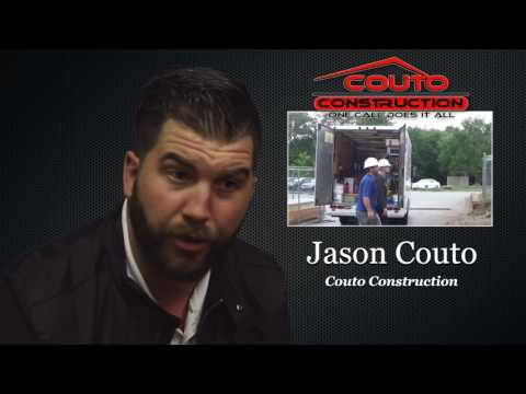 Couto Construction, profiled as
