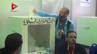 إقبال متوسط على انتخابات نادي الزمالك في اليوم الأول