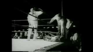Ingemar Johansson KO´s Eddie Machen 1st round, 1958
