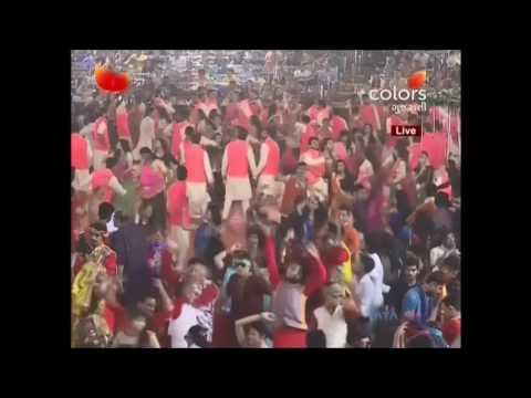 Nache Ganesha Ne Nache Hanuman   Colors TV Live