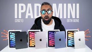 Apple iPad mini (2021) ALL COLOURS!