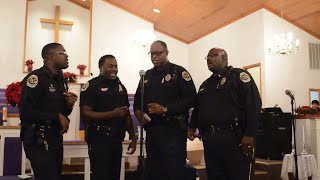 "Police sing ""Jesus Will Fix It"" (MUST WATCH)"