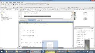 Matlab Introduction (with Control Systems Focus)