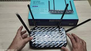 Router Tp-Link Archer C6 z obsługą OneMesh - recenzja