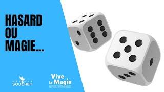 Vignette de La magie peut elle influencer le hasard, à moins que ce ne soit le contraire...