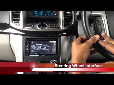 Chevrolet Captiva 2014 Pioneer Upgrade