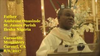 Father Ambrose Onasinde - Video Youtube