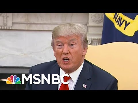 Lawrence : New President Trump Nuclear Tweet Shows He Is 'Unfit To Serve' | The Last Word | MSNBC