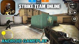 STRIKE TEAM ONLINE - ANDROID GAMEPLAY