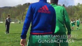 Gunsbach - Asa ... l'avant match