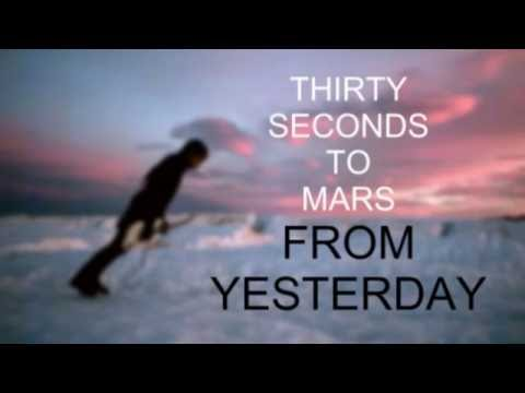 30 Seconds To Mars - From Yesterday (Instrumental)