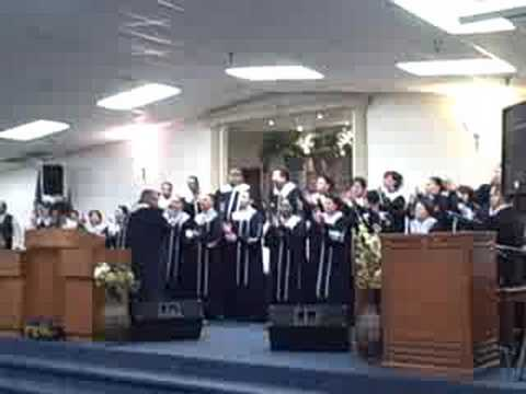"""One More Chance"" Apostolic Tabernacle Choir"