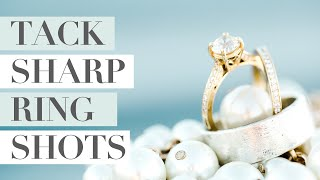 3 Tips For Perfectly Tack Sharp & In Focus Ring Shots!