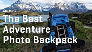 Approaching The Scene 054: The Best Adventure Photo Backpack, Plus Tripods in Surf