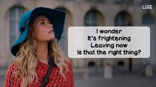 Mamma Mia! Here We Go Again - I Wonder (Departure) [Lyrics Video]