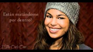 Jordin Sparks - Was I The Only One (español)