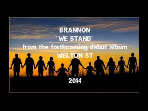 Brannon - We Stand (Lyric Video)