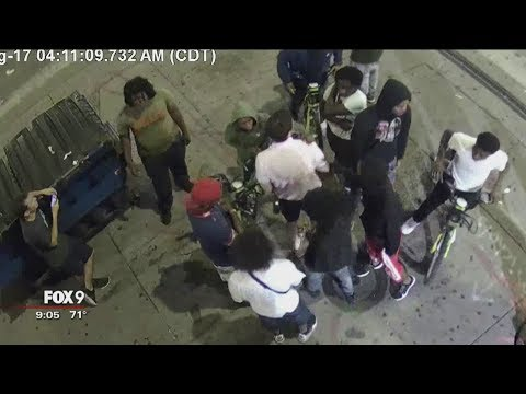 Violent downtown robberies caught on camera show alarming crime trend
