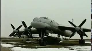 Русский Ту 95 Унизил Авианосец НАТО