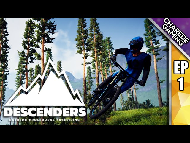 Descenders: Starting out in the World of BMX | Charede Plays Ep #1