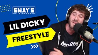 Lil Dicky Steps Up To The Mic For An Exclusive Sway In The Morning Freestyle | Sway's Universe