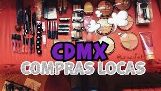 Compras en la CDMX: Maquillaje bueno, bonito y barato!!! ♥ Anabel México