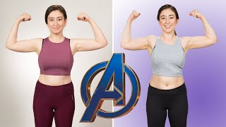 We Trained Like The Avengers Cast For 30 Days