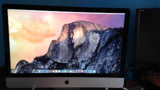 iMac Basic Set Up Guide Manual - Beginner first time user