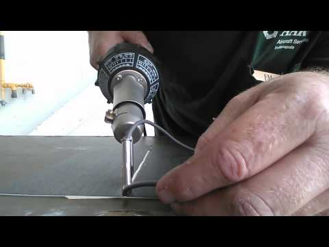 Heat Weld Vinyl Installation. Best On Youtube.