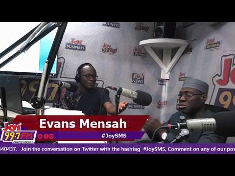 Top Story on Joy FM (23-8-18)