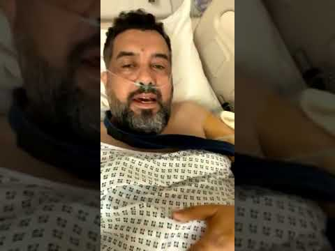 بعد نجاح عمليته.. محمد العرب: شكراً محمد بن سلمان الذي أمر بعلاجي