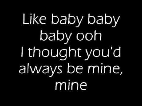 Justin Bieber  Baby Ft Ludacris w lyrics 360p