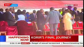 Korir's final journey:The peace Bishop and peace crusader set to be buried today