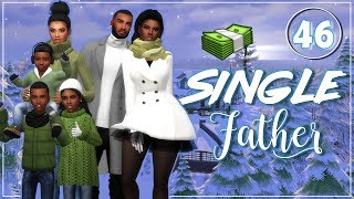 The Sims 4 🎣 Single Father 🎣 #46 WE TOO RICH