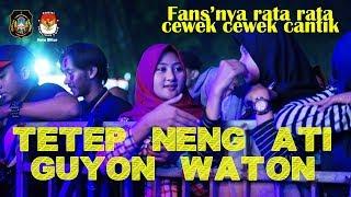 Tetep Neng Ati Guyon Waton Live Aloon Aloon Kota Blitar KPU Kota Blitar