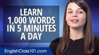 How to write 1,000 English Words in a 5 Minutes a Day