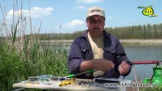Ловля на маховую снасть рыболов эксперту