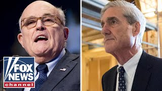 Giuliani slams Mueller's 'ethics' over public Russia probe remarks