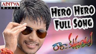Hero Hero Full Song-Ra Ra Krishnayya
