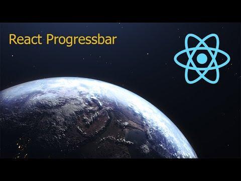React: Setting up the Progress Bar - смотреть онлайн на Hah Life